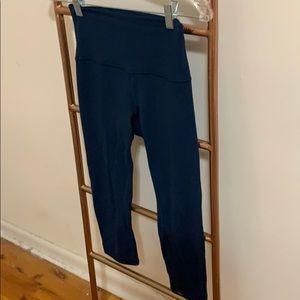 lululemon align 3/4 length leggings size 4